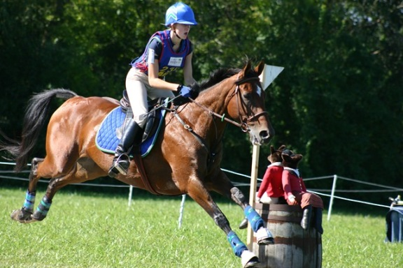 eventing, nayrc, young riders