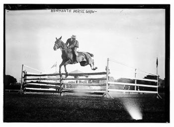 Monmouth Horse Show, 1910
