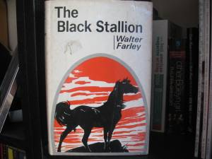 early Black Stallion hardcover
