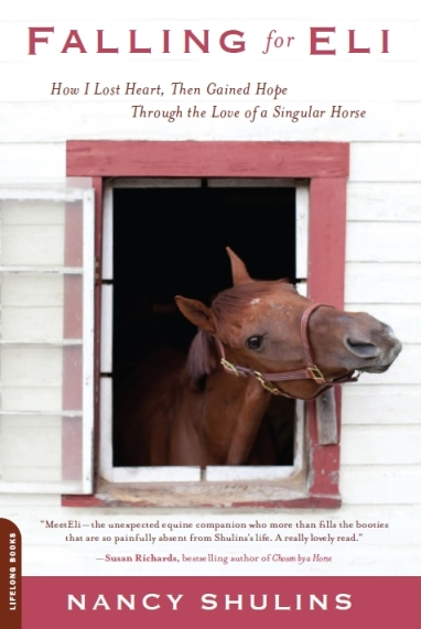Falling for Eli cover image, Thoroughbred horse
