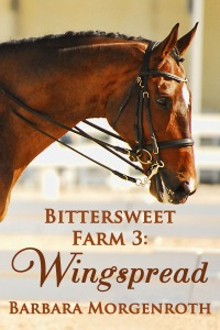 The 3rd Bittersweet Farm book from Barbara Morgenroth, Wingspread